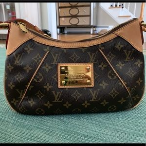 Louis Vuitton Thames Inventeur Shoulder Bag